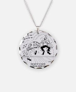 6428_carpenter_cartoon Necklace