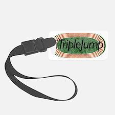 i Triple Jump Luggage Tag