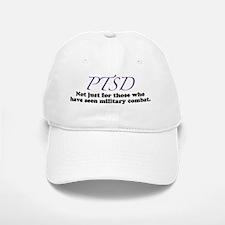 PTSD 2 Baseball Baseball Cap