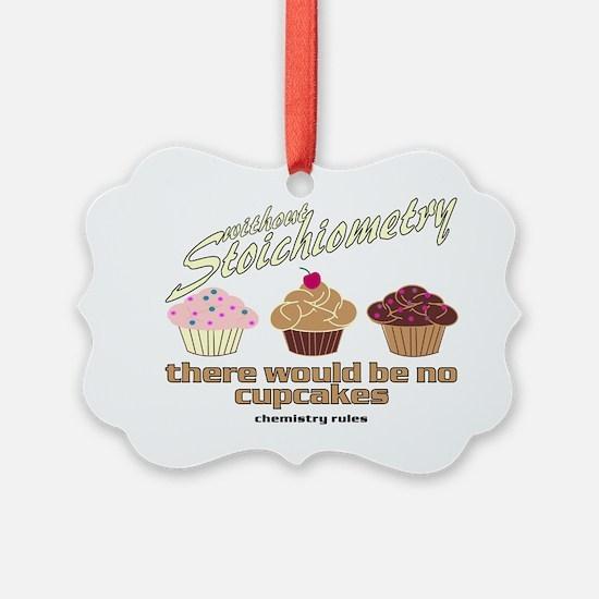 CupcakeChemistry Ornament