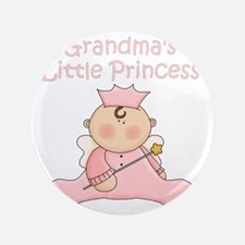 "grandmas little princess 3.5"" Button"