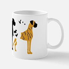 Great Danes basics Mug