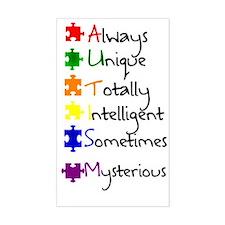 Autism Means Bumper Stickers