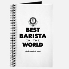 The Best in the World – Barista Journal