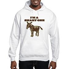 I'm a Smart Donkey Hoodie