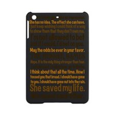 HGquotessigg iPad Mini Case