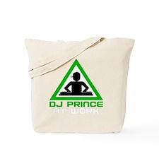 dj-prince-hat-dark Tote Bag