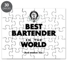 The Best in the World – Bartender Puzzle