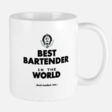 The Best in the World – Bartender Mugs