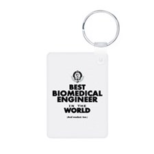 The Best in the World – Biomedical Engineer Keycha