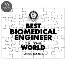 The Best in the World – Biomedical Engineer Puzzle