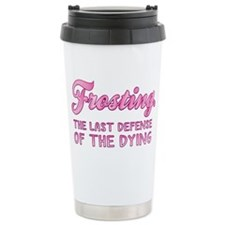 Frosting Travel Mug