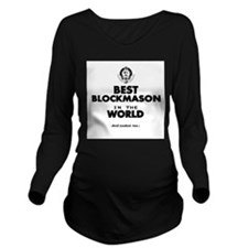 The Best in the World – Blockmason Long Sleeve Mat