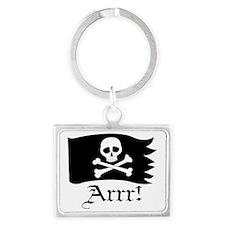 arrr2 Landscape Keychain