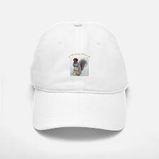 Grey Squirrel Baseball Baseball Cap