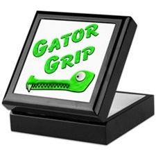 Gator Grip Keepsake Box