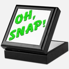 Oh, Snap! Keepsake Box
