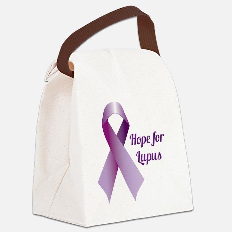 Pocket Canvas Lunch Bag