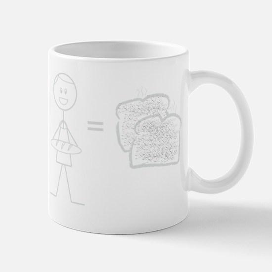 HG shirt 1-white Mug