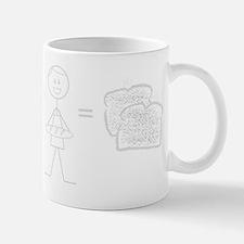 HG shirt 1-white Small Small Mug