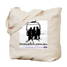 hangning_with_friends_v2_white_female Tote Bag