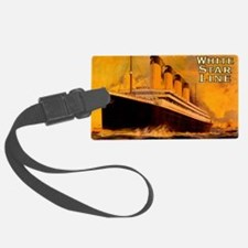 TGgoldLaptopskin Luggage Tag