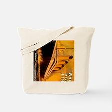 TGgoldipad2hardcase Tote Bag
