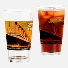 TGGoldplain8x10 Drinking Glass