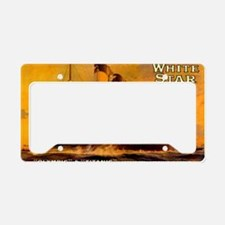 TGGoldtoiletry-1 License Plate Holder