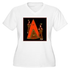toteflannelmoowis T-Shirt