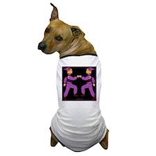 toteflannelsbnwboy Dog T-Shirt