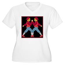 toteflannelslazyj T-Shirt