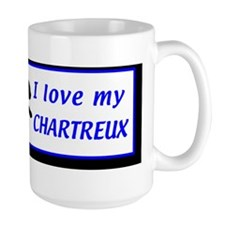 bumperstickerilovemychartreux Mug