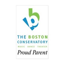 Proud Parent Logo Decal