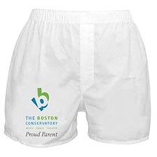 Proud Parent Logo Boxer Shorts