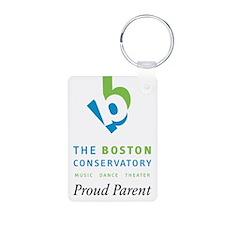Proud Parent Logo Keychains