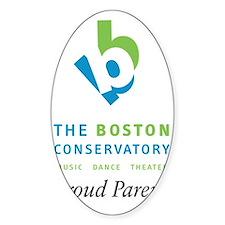 Proud Parent Logo Decal