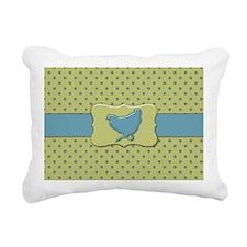 bag-20 Rectangular Canvas Pillow