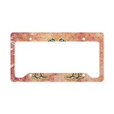bag-19 License Plate Holder