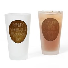 prepper1sq Drinking Glass
