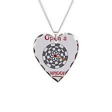 whoopassbackdark Necklace