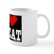 HeartCblack14.7x9.67skin Mug