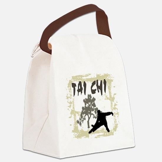 tai66light Canvas Lunch Bag