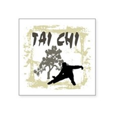 "tai66light Square Sticker 3"" x 3"""