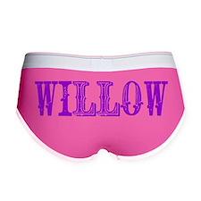 willow Women's Boy Brief