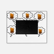 retired pharmacist thoughts beer DAR Picture Frame