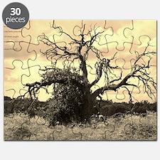 Texas Tree Puzzle