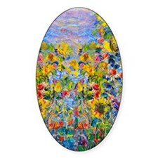 FF Monet FlowerBed2 Decal