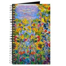 FF Monet FlowerBed2 Journal