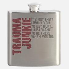 Trauma New DARK Flask